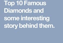 Top 10 famous diamonds and story behind them