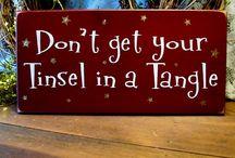Christmas Ideas / by Nicole Lohmar Kauzlaric