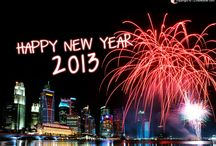 New Year 2013 / Happy new year 2013, hope we can make a good resolution next year