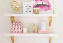 Room decor  / This is only for girls