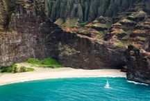 Napali Coast Snorkel and Sail tour / For true trade wind sailing on Kauai join us aboard Leila, a beautiful 50' sailing catamaran. Nobody sails more, and it's not uncommon to attain speeds up to 18 knots (about 20mph)!