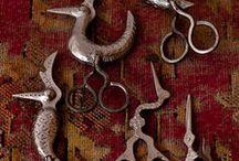 Textiel gereedschap