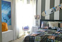 Fin's room / by Kourtney Ryerson-Mcternan