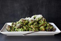 Veggy Vegetarian: Sides / by Tiger Neelie