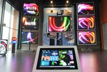 Deol Display System /  Your Solution Provider for LED Displays When it comes to creating a one-of-a-kind design for your space, We offer industry leading LED display technology and solutions to transform your space into a digital world.