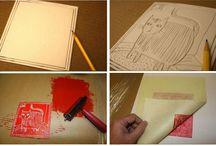 Smallscale Printmaking