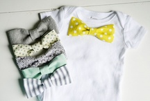 Baby/ kids Clothes Ideas / by Magann Wilkinson