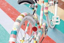 Bicycle Decorating