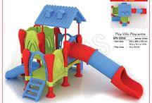 Playground Equipment / For buyers of play equipments like kids slides, children swings, seesaw, play stations, trampoline, rocker etc. Visit www.playgroindia.com