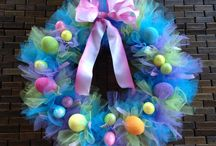 Seasonal: Easter / Decorations, crafts, recipes to celebrate Easter