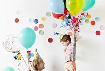 Kids ♥ Parties! / FreshKids love PARTIES! We believe in a happy and healthy world for kids!