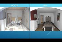Verbouwingen en renovaties / Heeft u een huis, appartement of een villa en is uw woning toe aan een grondige opknapbeurt, renovatie of verbouwing? Wilt u uw keuken of badkamer vernieuwen of aanpassen? Wij kunnen dit voor u realiseren! www.elsabouw.be
