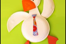 Duck and Geese Crafts for Kids / How to make crafts and activities relating to ducks and geese.