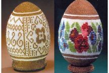 Seasonal - easter&spring patterns
