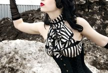 Burlesque, Steampunk, Goth