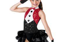 Dancer dresses
