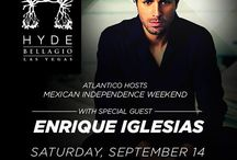 Mexican Independence Weekend 2013 with iPartyinVegas / If you are visiting Vegas for the Mexican Independence Holiday weekend then check out all the iPartyinVegas events!   / by iPartyinVegas