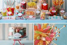 mesas dulces infantiles