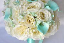 TiffanyBlue Wedding / by Amanda Leigh