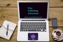 Roxanne's Publishing Adventures / Do you love fantasy, or want to explore new worlds? Why not follow this board to find out what stories I am working on, and when my next book will release?