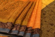 Designer Embellished Sarees