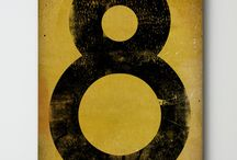 8 / The number Eight