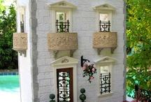 casas miniatura