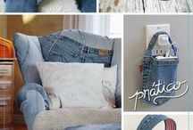Riciclo jeans