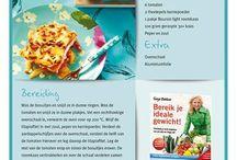 Recepten Slank/gezond