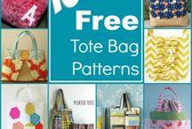 Sewing bag patterns