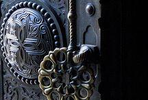 door handles & knockers
