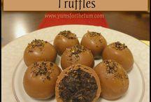 Yumsforthetum.com Truffles