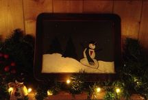 Handmade by Ljjumbles / Handmade ornaments