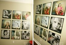 Display Those Photos / by Kristina Rust Photography