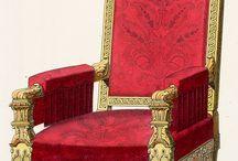 Louis XIV style / by Mariah Loop