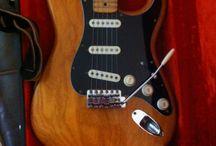 Guitars / If it's not a fender it's a hollow body
