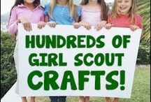 Girl Scouts craft ideas / by Kathy Altizer