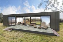 Fab prefabs, inside and out