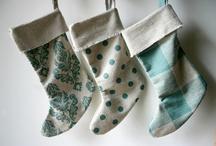Calcetines de Navidad / by Maria