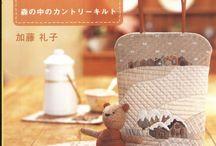 японский печворк
