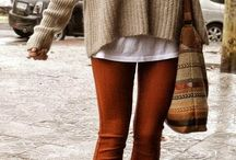 Fall fashion / Fall fashion ideas