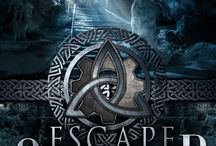 The Trinity Key Trilogy / Covers, creations, and more.