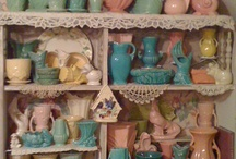 I Heart Old Pottery / by Wendy Brittain
