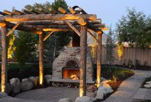 Stand Alone Structures / Find your dream plans, modify them to fit your house and build your dream deck or patio!