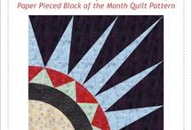 Quilt blokke