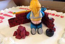 Bricklayer's Cake