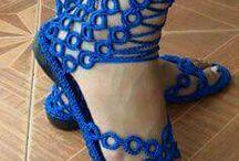karikából cipö