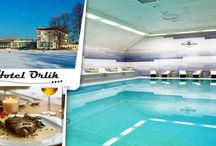 Wellness hotely