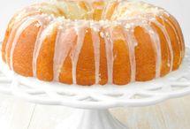 Cakes / Pound