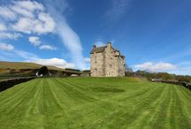 Castle holidays in Scotland